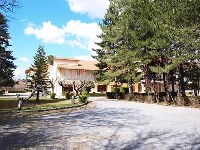 Ξενοδοχείο ΒΙΛΛΑ ΒΑΛΟΣ βυτινα